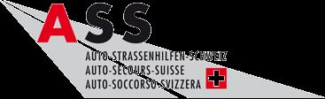 Auto Strassenhilfe Schweiz - Logo